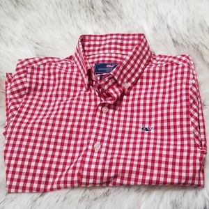 Vineyard Vine Whale Shirt